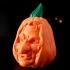 Pumpkin Witch image