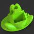 Frog Penholder image