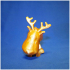deer print image