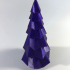 Low Poly Christmas Tree image