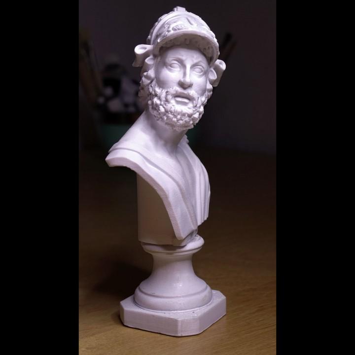 Bust of Ajax
