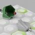 Gravitrax compatible ball catcher primary image