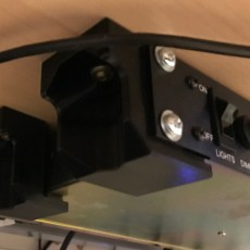 Under-Table Rack Mount Brackets - 1U, Pad and No-Pad versions