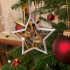 Geometric Christmas Ornament 1 image