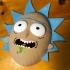 Rick Sanchez Mask - Rick and Morty image