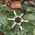 Spark plug snowflake image