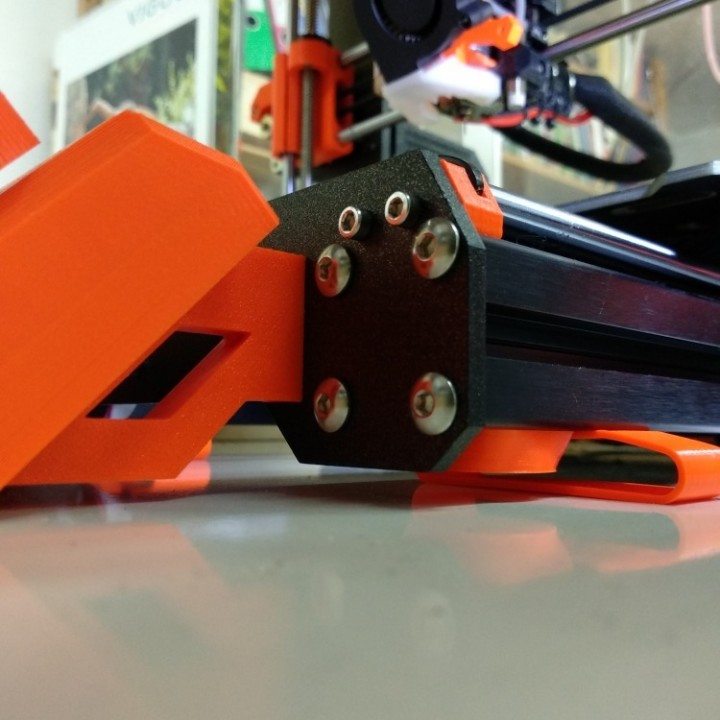 Anti-vibration feet for Prusa i3 MK3