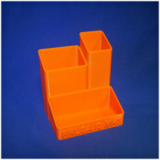 Picture of print of Prusa Desk Organizer