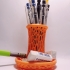 Organic pencil holder image