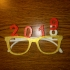 Glasses new year 2019 image