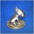 basic toon Bull terrier image