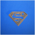 superman logo cookie cutter image