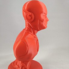 Picture of print of The Flash bust Esta impresión fue cargada por Eric Joe