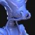 Retro Alien 1950's image