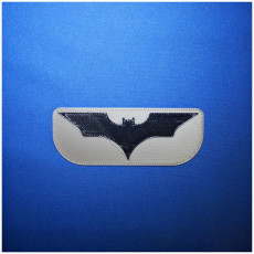 Picture of print of Batman sign