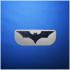 Batman sign print image