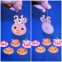 2019 HAPPY CHINESE NEW YEAR-YEAR OF The Pig Keychain image