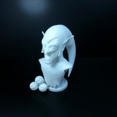 Picture of print of Green Goblin Bust