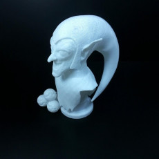 Picture of print of Green Goblin Bust This print has been uploaded by Li WEI Bing