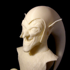 Picture of print of Green Goblin Bust This print has been uploaded by Vaclav Krmela
