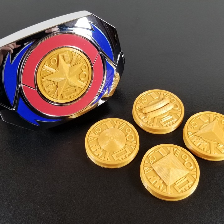 Legacy Master Morpher Zeo Coins
