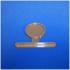 Lithophane Stand (Basic w/ electric tealight holder) print image