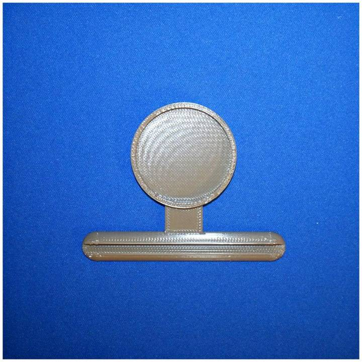 Lithophane Stand (Basic w/ electric tealight holder)