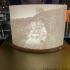 Lithophane 9v LED Stand image