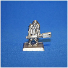 Picture of print of Heroquest Zombie resculpt