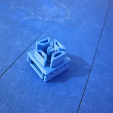 Picture of print of Ender 3 - Clip-on USB Holders