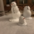 Calvin and Hobbes Snowmen Village (Collection) image