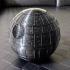 Death Star print image
