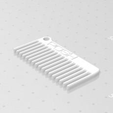 Comb_on_keys