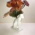 Gayer-Anderson Cat Pen Holder/Flower vase image