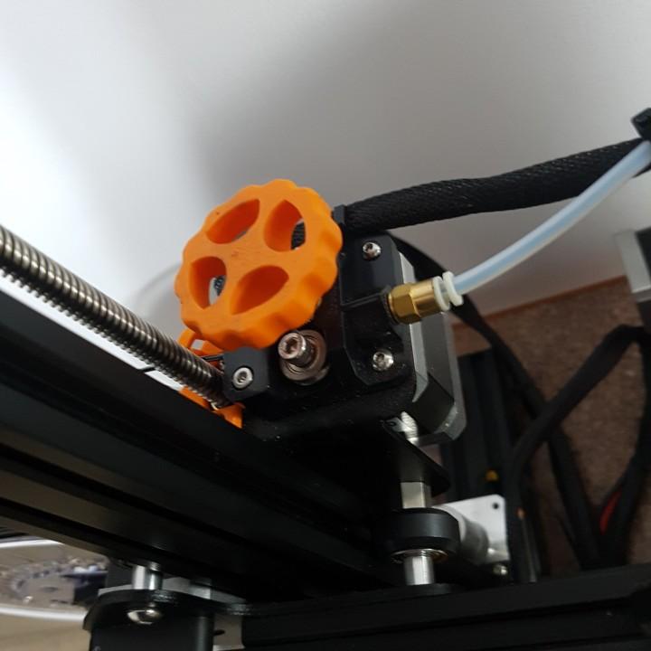 3D Printable Extruder for Ender3/pro CR-10 by PrintStuff_3D