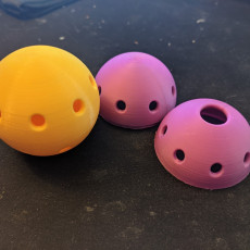 Picture of print of Cat Treat Ball Dispenser