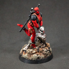 Picture of print of Deadpool