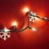 Snowflake Christmas Lights Hanger image