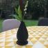 """flower vase """"drop"""" image"""
