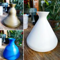 Flower vase series  Tajine