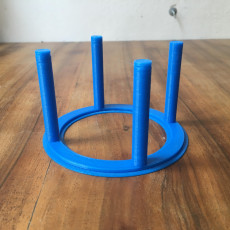 Picture of print of K-pod holder