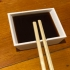 Soy Sauce Serving Dish image