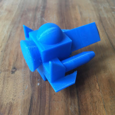 Picture of print of Gummi Ship