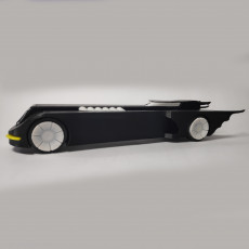 Picture of print of Batmobile - The Animated Series