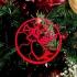 Angel Christmas Cookie mold image