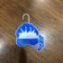 Lucio Character Icon Ornament image
