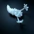 Tasmanian Devil looney tunes print image