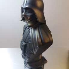 Picture of print of Darth Vader bust 这个打印已上传 Grégory Lamouline