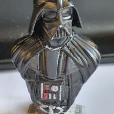 Picture of print of Darth Vader bust 这个打印已上传 Jérôme