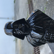 Picture of print of Darth Vader bust 这个打印已上传 Carlos Martins